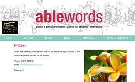 Ablewords