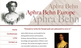 Aphra Behn Society Europe