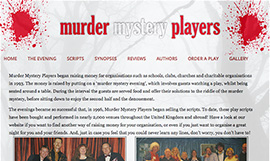 Murder Mystery Players