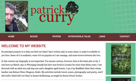 Patrick Curry