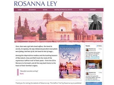 rosanna ley books